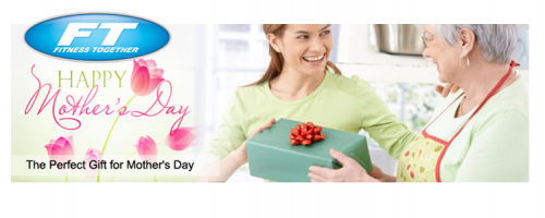 Mother's Day--Giving the Gift og Health