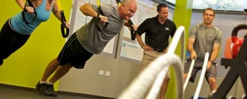 San Diego's best personal trainer Greg Sterner and physical therapist, explains how exercise is the best medicine