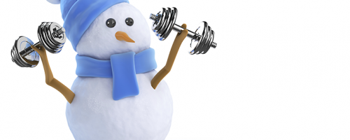 Manage seasonal blues with exercise