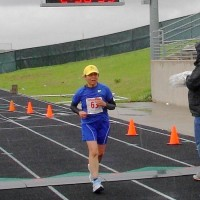 1st Half Marathon, May 2011