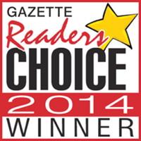 2014 Readers Choice Award Winner