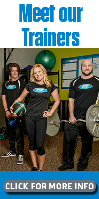 Meet our Fitness Together trainers!
