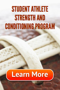 2013 Student Athlete FOOTBALL Strength and Conditioning