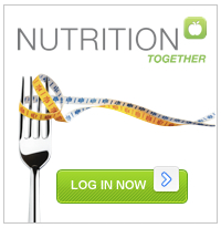 Nutrition Together Login Button