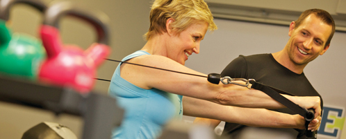 Personal Fitness Trainers Winchester