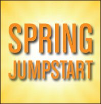 Spring Jumpstart