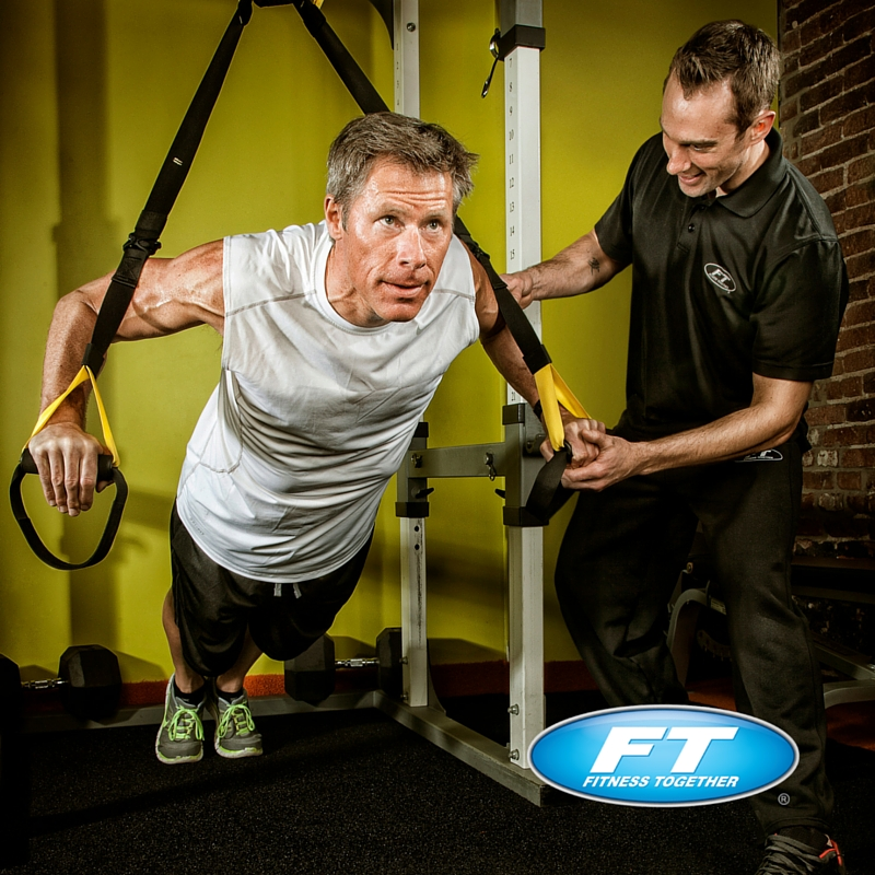one-on-one personal training - fitness together