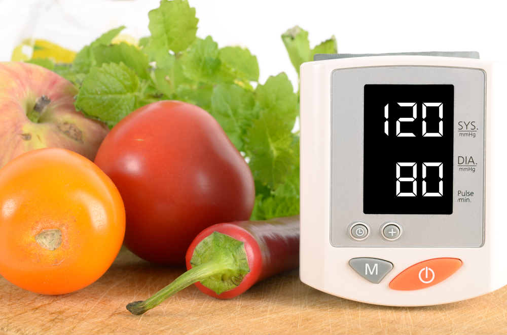 Blood pressure - eat healthy