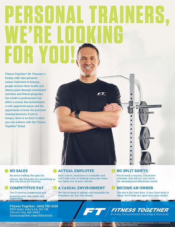 Jobs flyer image