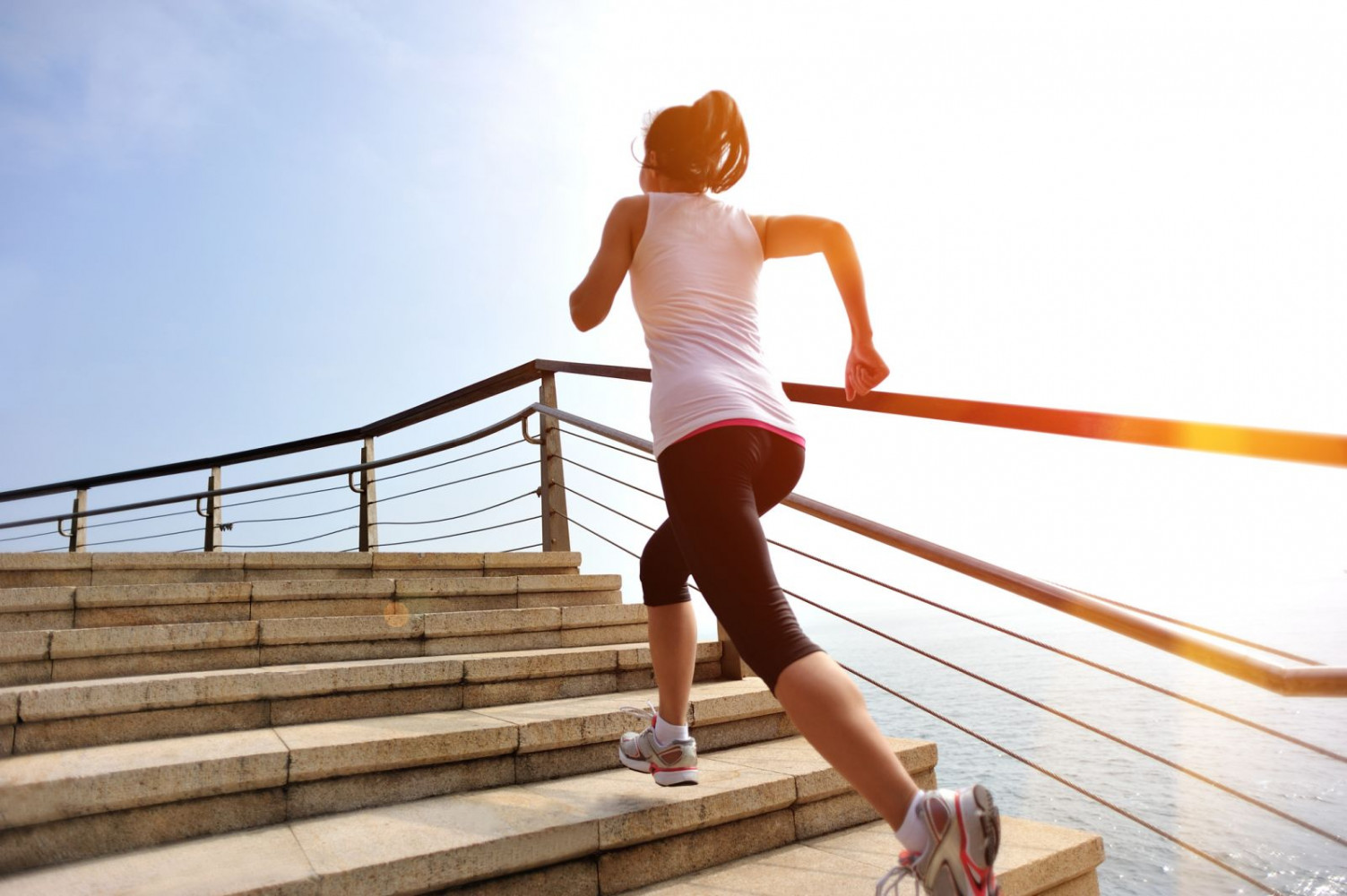 Five Ways to Get Your Cardio Done Outdoors this Spring