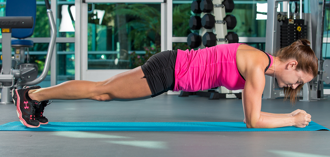 Read Full Article on 5 Plank Variations to Help Build a Strong Core