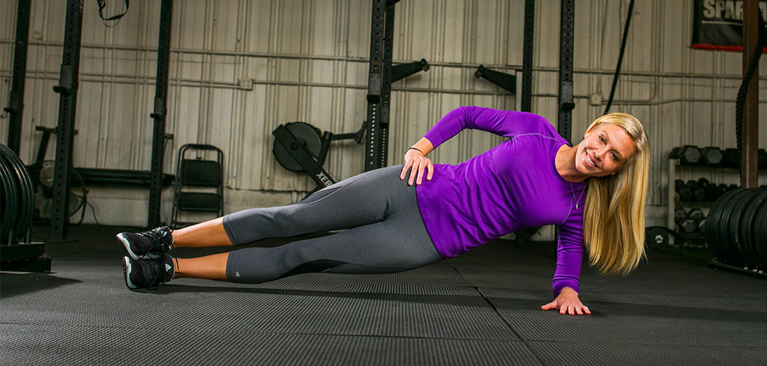 Read Full Article on 3 Core Moves to Improve Your Running Form