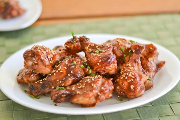 Read Full Article on Honey hoisin chicken wings