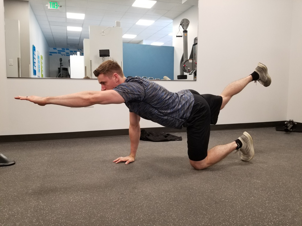 How to Alleviate Lower Back Pain Through Exercise