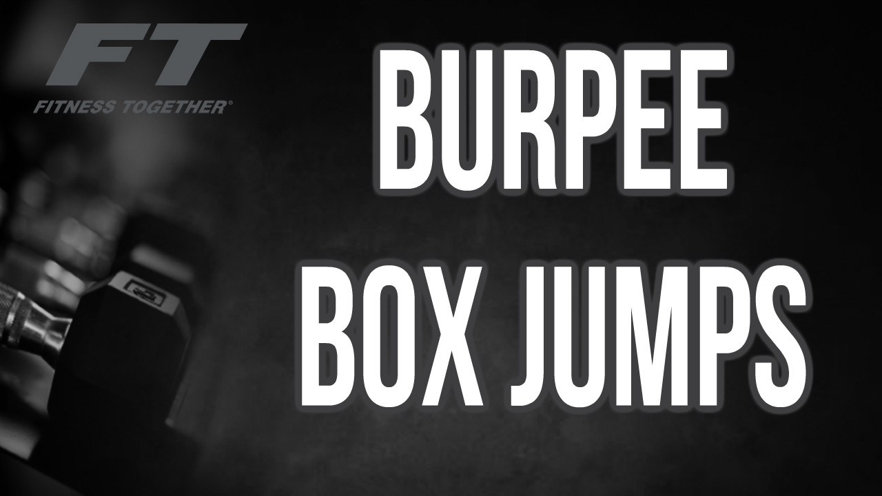 Burpees with Box Jumps