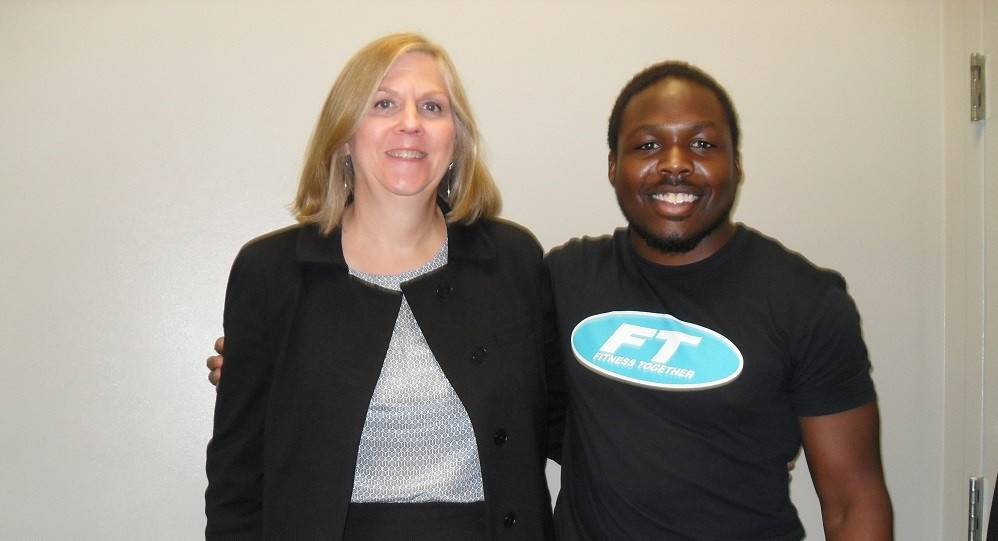 Cient of the Month - Carolyn Ewing