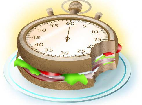 Read Full Article on Advantage of Eating Slower