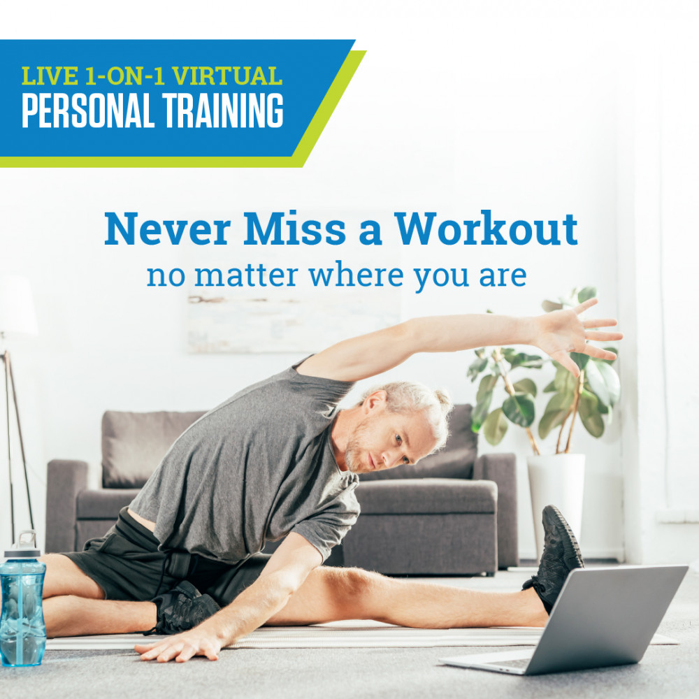 Live 1:1 Virtual Training Sessions