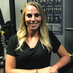 Gabby Singer, Precision Nutrition Certified Coach