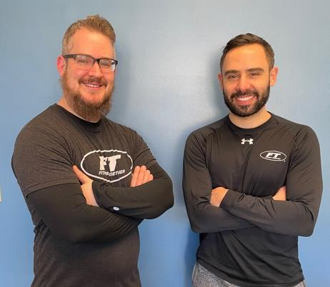 fitness together Bridgewater owners