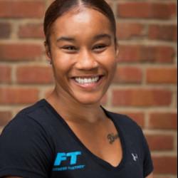 Kiara Townsell, FT Nutritional Coach
