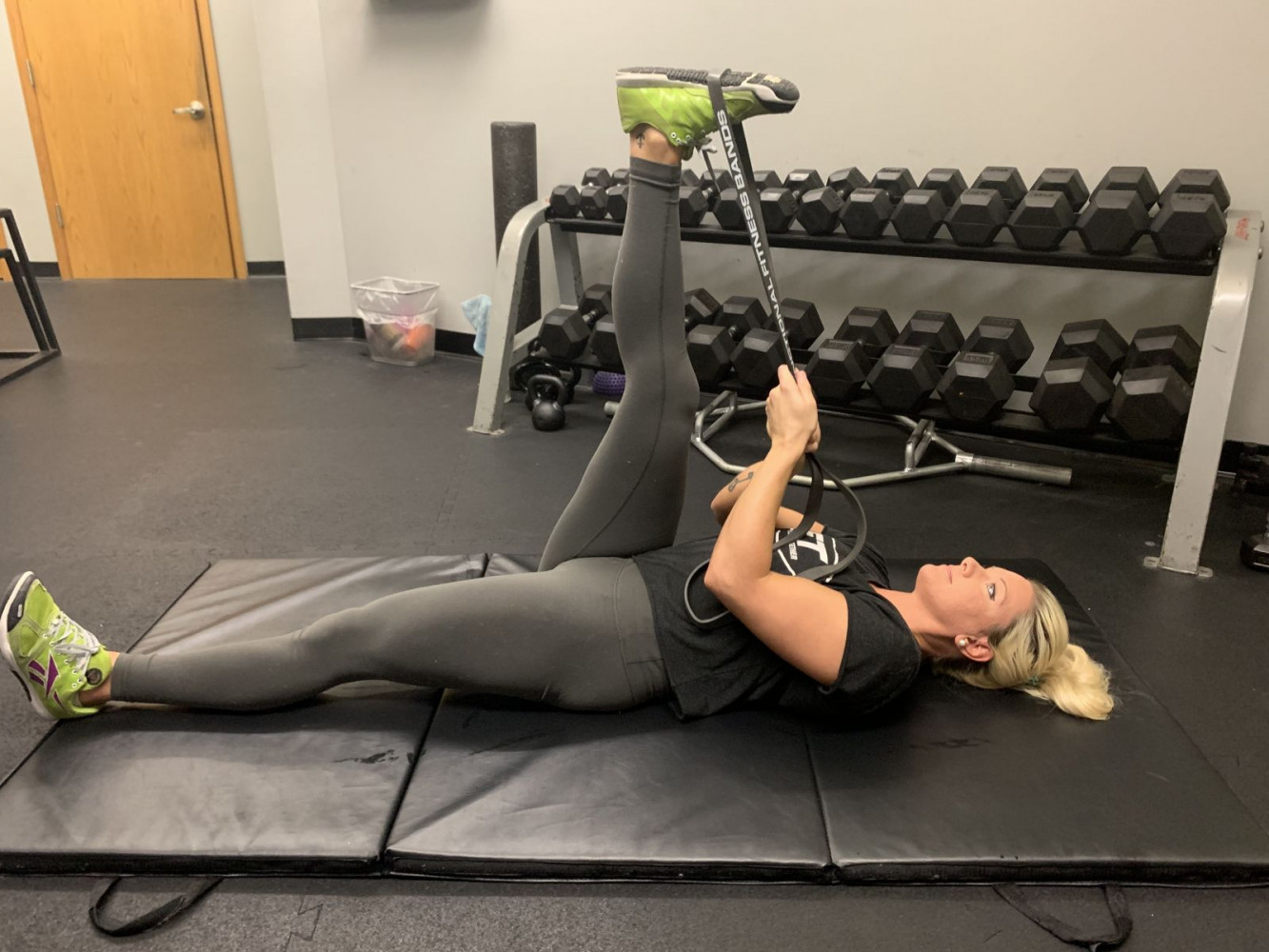 Trainer Corner: Two Stretches to do at the End of A Workout