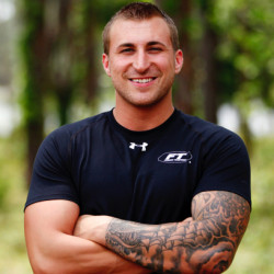 Tyler Schulthies, NASM Certified Personal Trainer