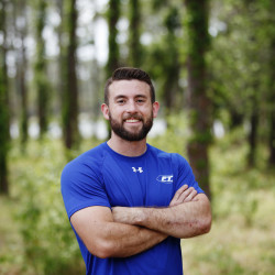 Travis Madonna, ACE Certified Personal Trainer