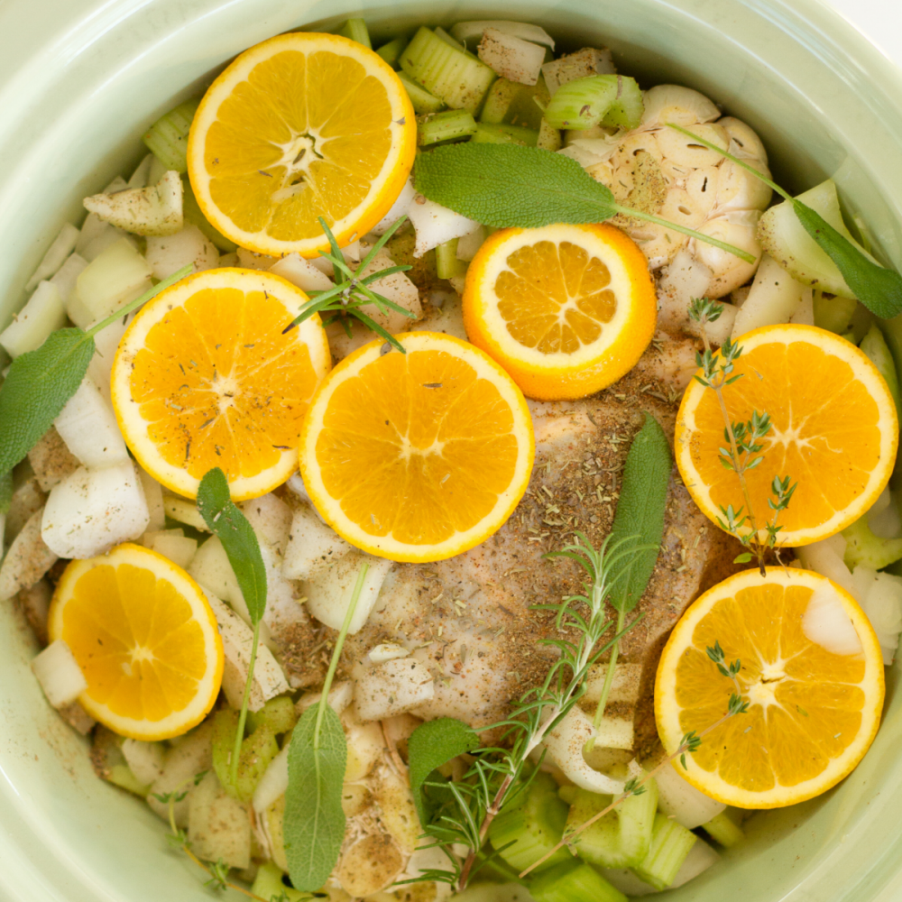 Five Healthy Crockpot Recipes to Set & Forget on a Busy Day