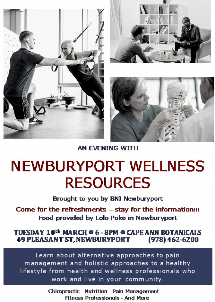 Wellness Resources Event