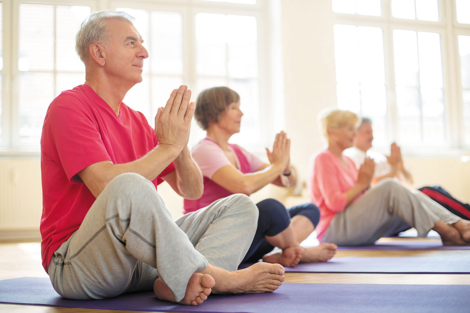 The Impact of Yoga on Heart Health