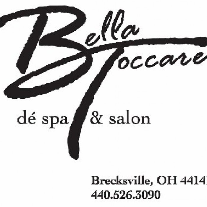 Bella Toccarre De Spa & Salon Logo partner of Fitness Together Brecksville