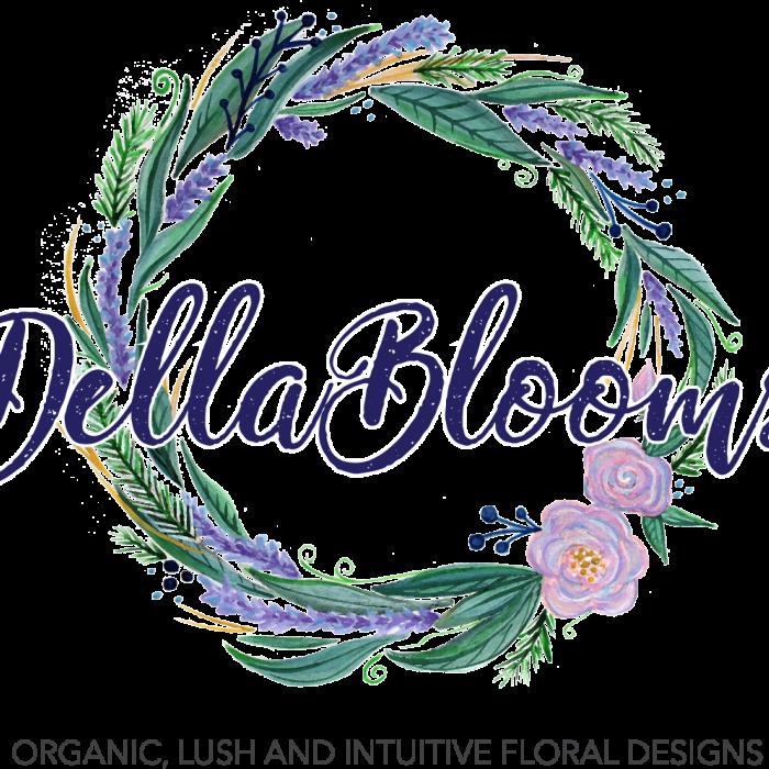 DellaBlooms logo