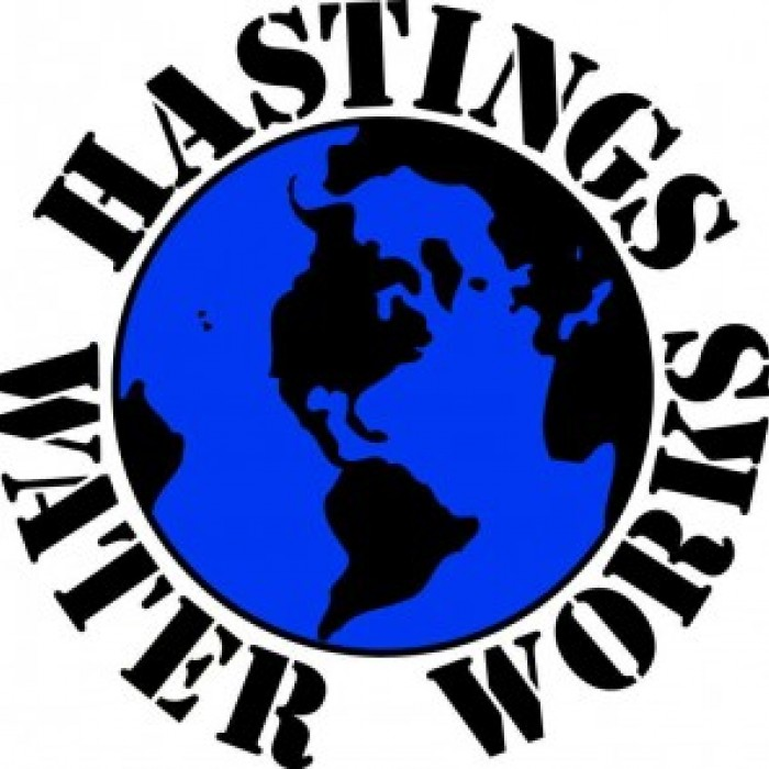 Hastings Water Works Parter of Fitness Together Brecksville Personal Training Logo