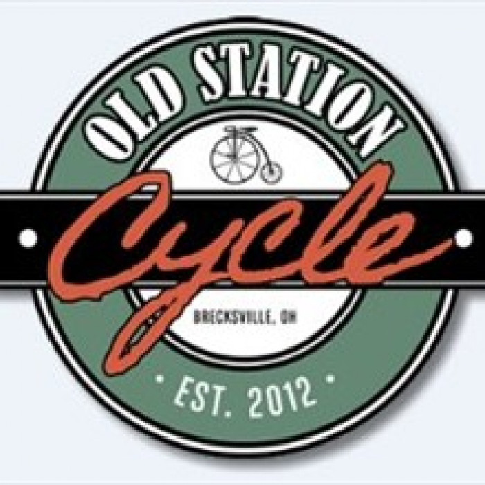Old Station Cycle - Partners of Fitness Together Brecksville Logo