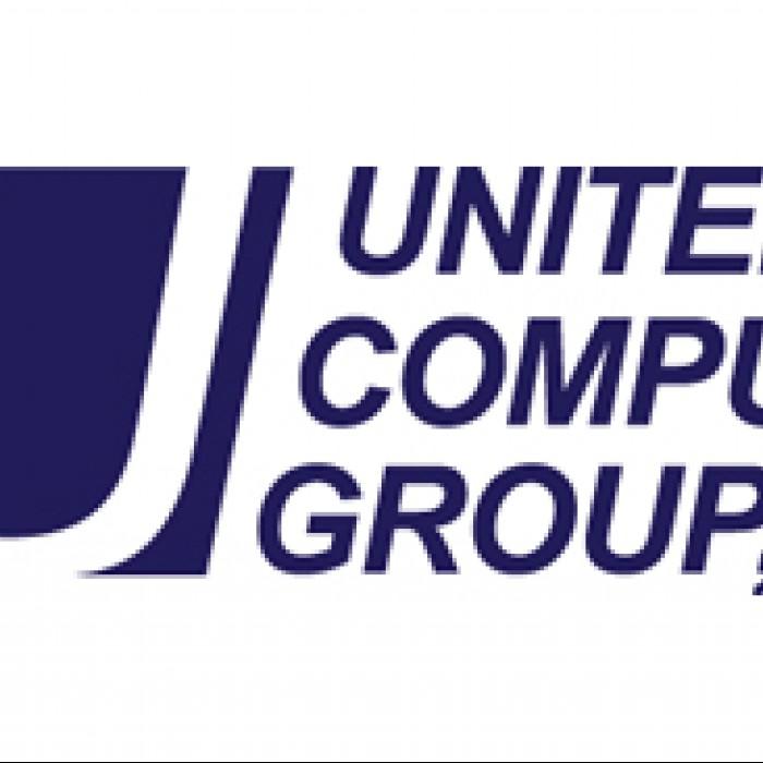 United Computer Group Logo partner of Fitness Together Brecksville