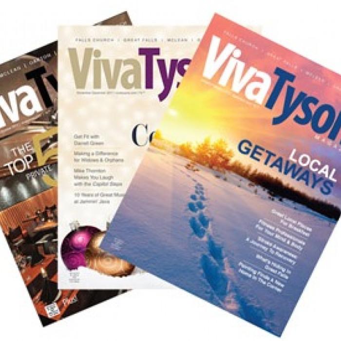 Viva Tysons Magazine - Partner of Fitness Together Tysons