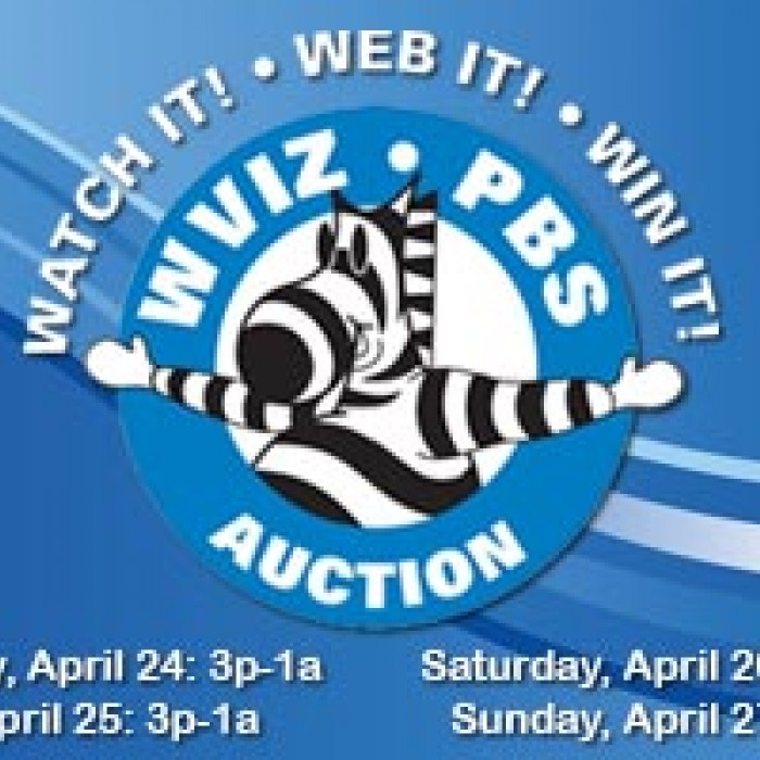 WVIZ/PBS Auction Partner of Fitness Together Brecksville