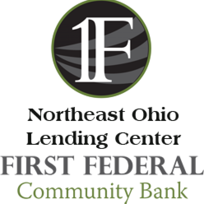 First Federal Bank Logo, Partner of Fitness Together Brecksville