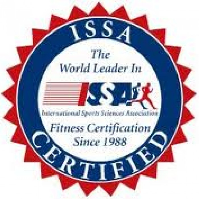 ISSA – Personal Trainer Fitness Certifications Logo