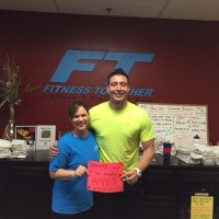 Amy T awesome and amazing Jan. 2016 Client of the Month