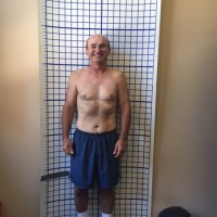 Bob K May 2016 28 Day TakeDown Challenge after photo and over 10% body weight loss