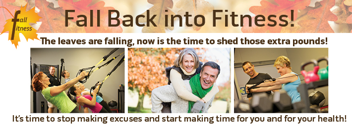 Time to get fit this fall at Fitness Together!