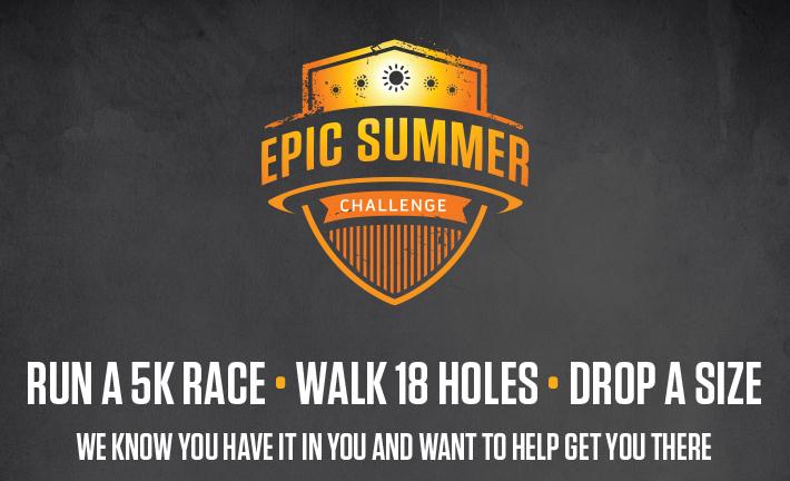 Epic Summer Challenge