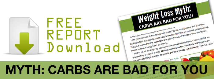 FREE REPORT - Myth: Carbs are bad for you