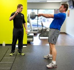 Training With a Fitness Coach