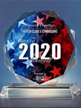 Best of 2020 Norwell badge