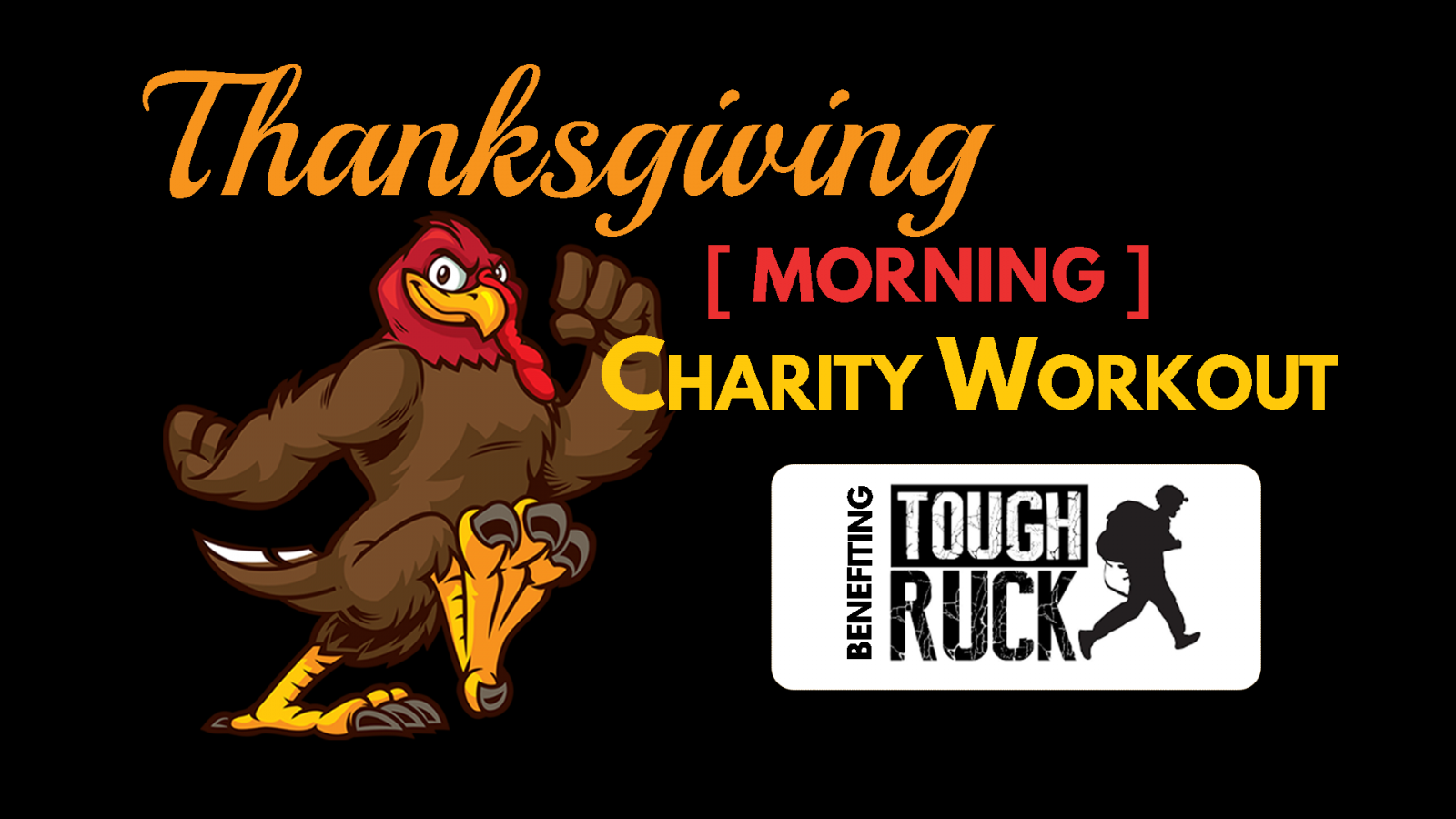 Thanksgiving Morning Charity Workout