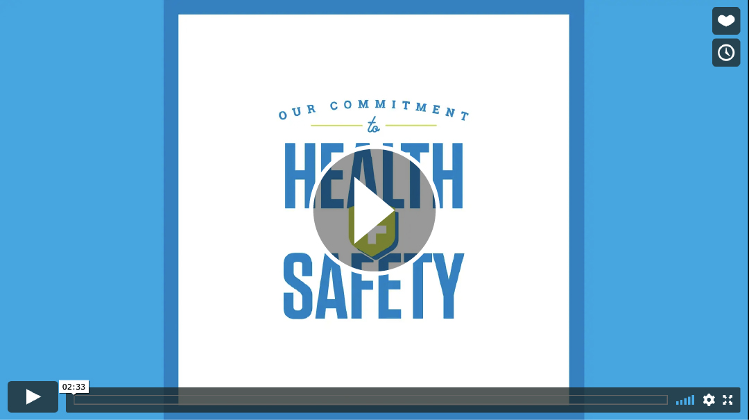 FT health and safety video