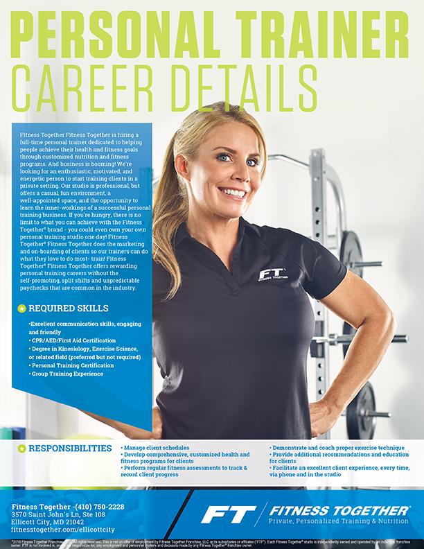 FT Career Details